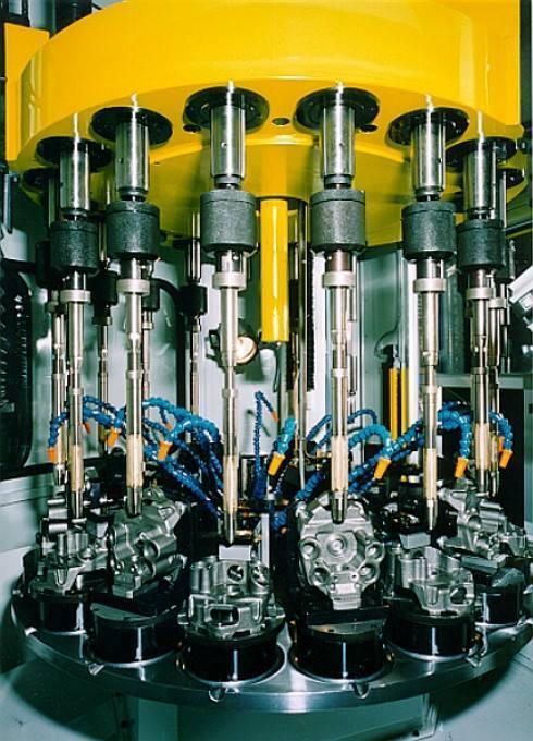 Sistemi di Rodatura Proggressiva