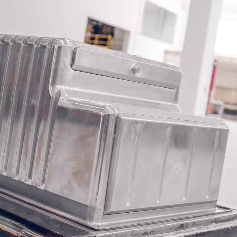 Alluminium Mold