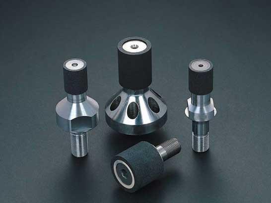 Compressor grinding