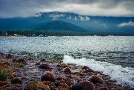 Discover the beauties of the Baikal Lake and his area