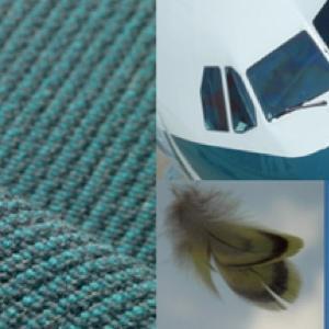 Aircraft carpets