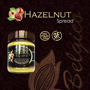 BELGICO™hazelnut spreadable cream