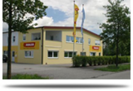 Firmensitz in Landshut