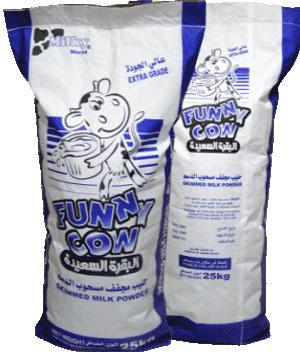 skimed milk powder