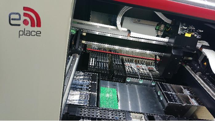 SMD Bestückungsautomat