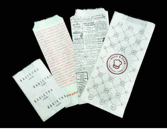 Paper bag white