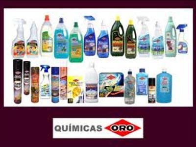 Detergentes y jabones profesionales