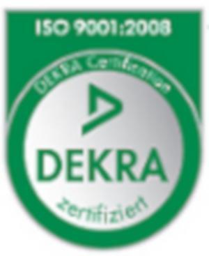 Zertifikat - ISO 9001:2008