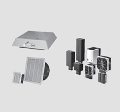 Sistemi di ventilazione ed accessori per quadro