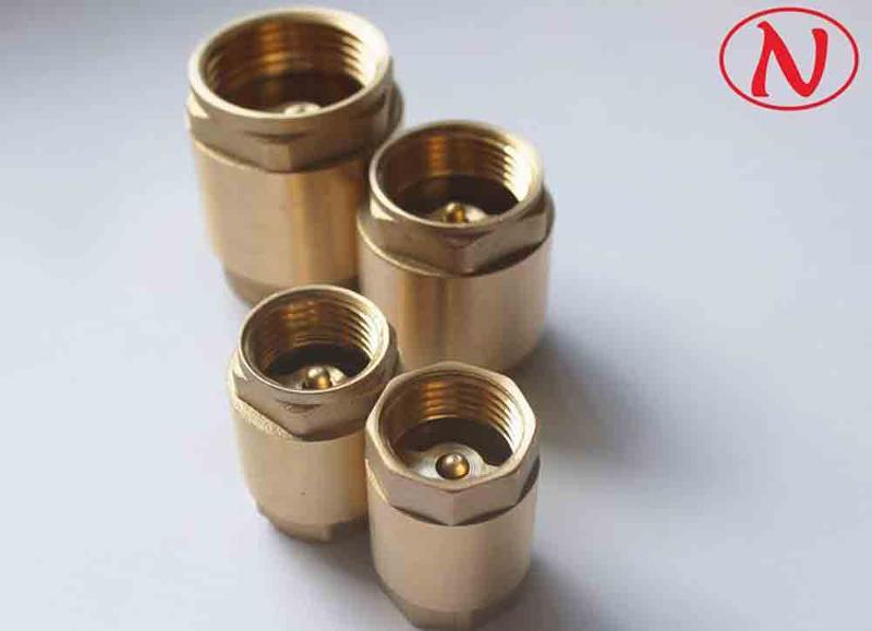 Brass Valves with brass floats