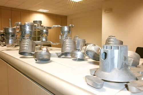 BALCRO STAMPI alluminio pressofuso