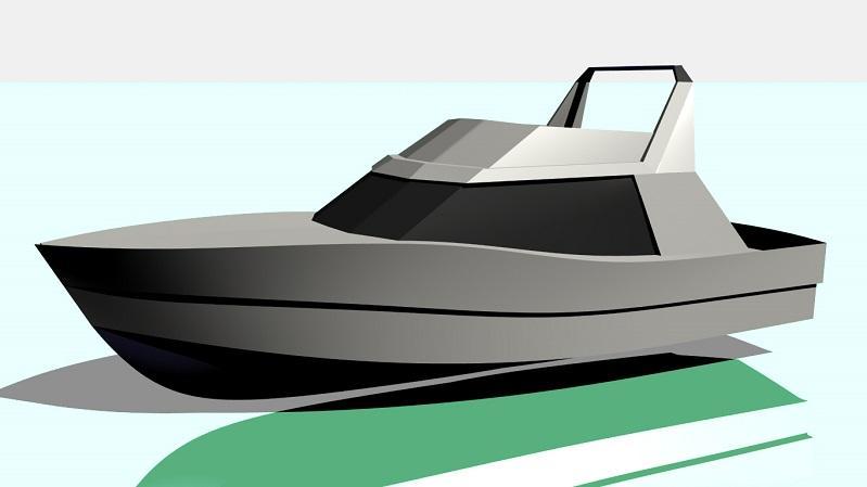 Проект патрульного катера 12500