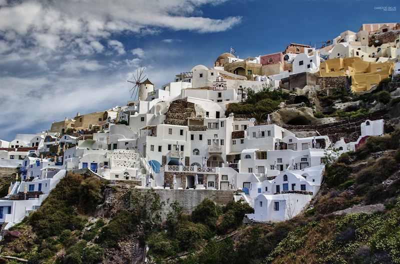 Half day tours in Santorini