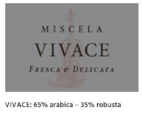 MISCELA VIVACE