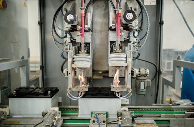 Elbat battery-Production process