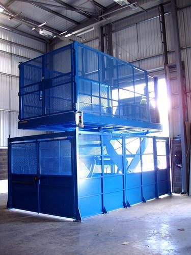 Loading lift table