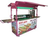 trading mobile kiosk