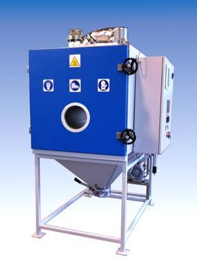 dust test chamber IP 5x 6x ASTERWASH