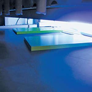 Color-Paste UV - Farbpasten für strahlenhärtende Systeme