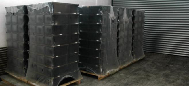 Konstruktion und Produktion von Blechbaugruppen und Apparaten