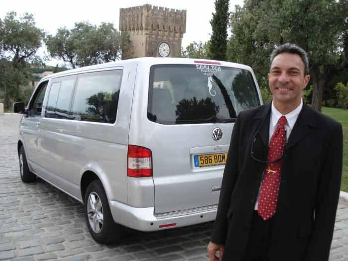 Excursions touristiques Transport