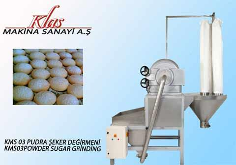 KMS 03 CONFECTIONERY SUGAR MILL