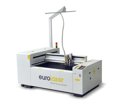 Laser system for cutting of wood