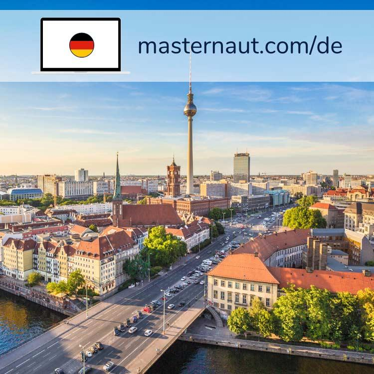Masternaut DE