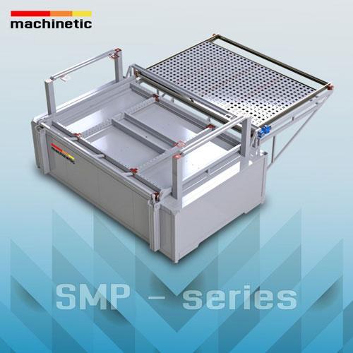 Vacuum forming machines SMP - series