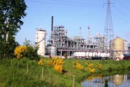 Manufacturing Plant for Organosulfur Compounds in Tessenderlo, Belgium