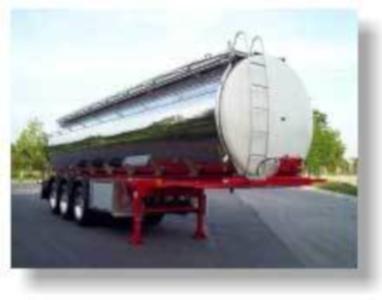 Transport mit Tanklastzügen