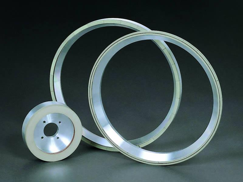 Diamond Vitrified wheels for PCD & PCBN Tools
