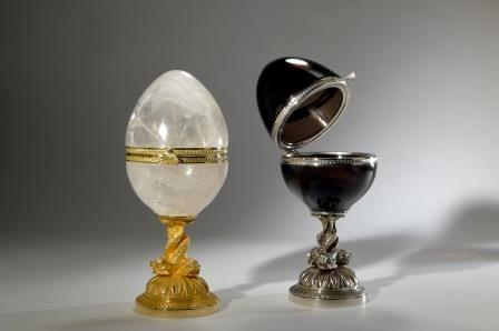Oeuf style Fabergé