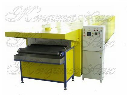 Oven electric confectionery