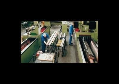 INTERCOM SRL Interno ala stampaggio
