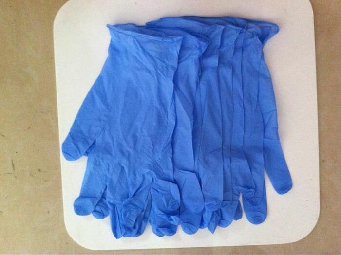 Eingweg U-Handschuhe aus nitrile Puderfrei/nicht Puderfrei