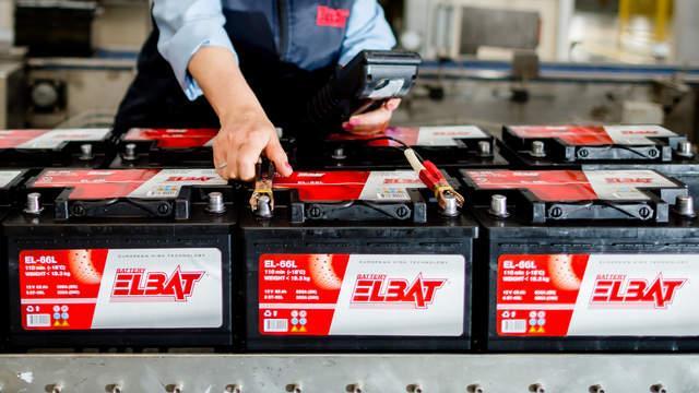 Elbat batteries