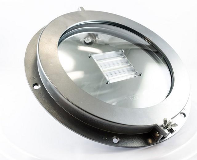 LED buffer-beam lamp BF-8, 9