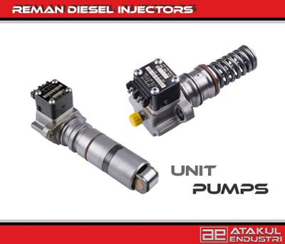 Unit Pumps for commercial vehicles