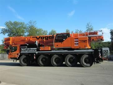 120-Tonnen-Mobil-Autokran