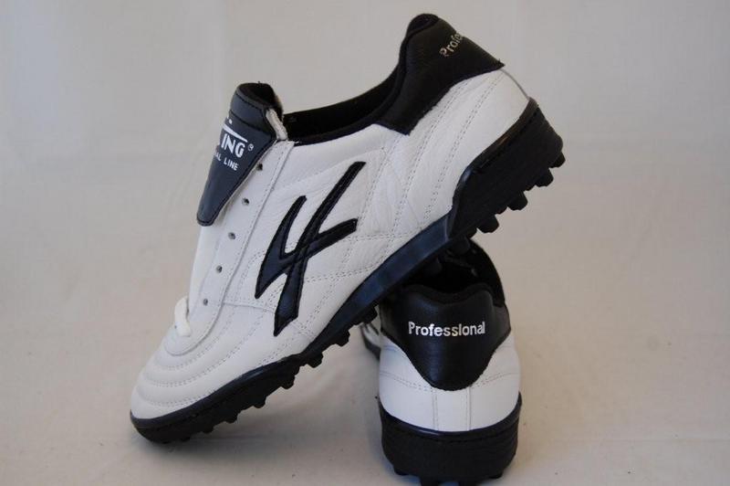 calzature in pelle waterproof