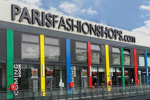 SHOWROOM PARIS FASHION SHOPS