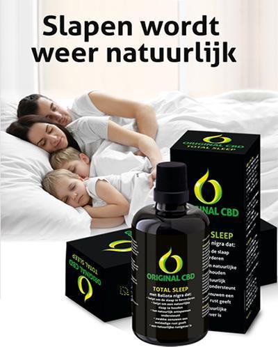 Original CBD Total Sleep