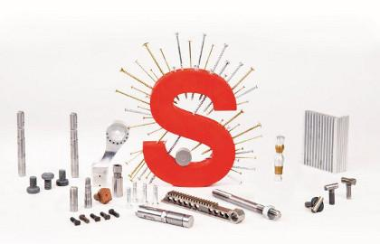 wide range of fastening and fixing products