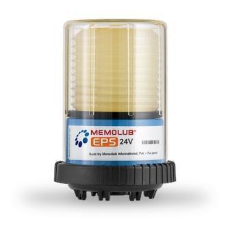 MEMOLUB® EPS: 25 bar / 120, 240 or 480 cc/ external power 24 V DC
