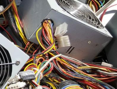 Lösungen für das Recycling elektrischer und elektronischer Geräte