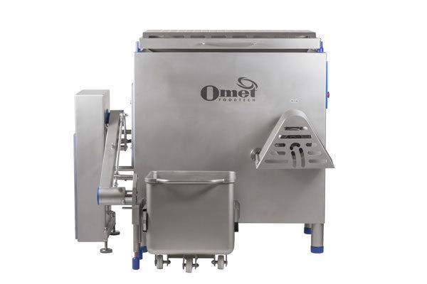 Macchine per la lavorazione di prodotti alimentari