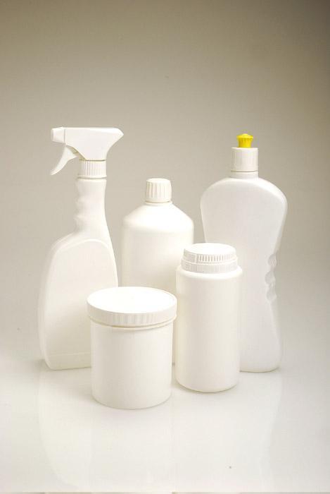 Flaconnage plastique industrie
