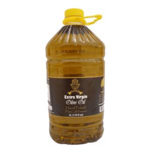 Extra Virgin Olive Oil in 5L PET