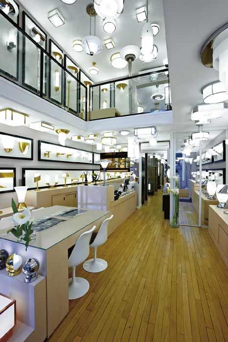 fabricant luminaires d'art Paris